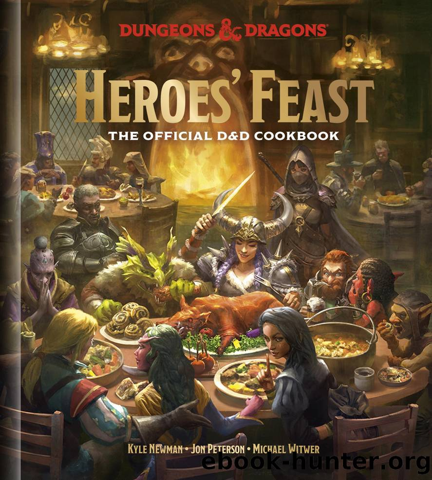 Heroes' Feast (Dungeons & Dragons) by unknow
