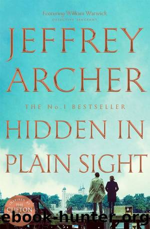 Hidden in Plain Sight by Archer Jeffrey