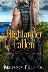 Highlander Fallen by Rebecca Preston