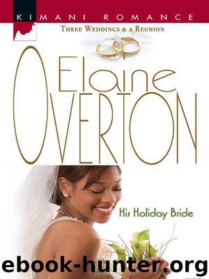 His Holiday Bride by Elaine Overton