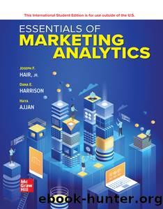 ISE EBook Online Access for Essentials of Marketing Analytics by Hair Joseph; Harrison Dana E.; Ajjan Haya