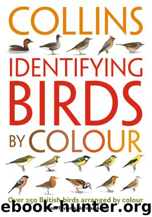Identifying Birds by Colour by Norman Arlott