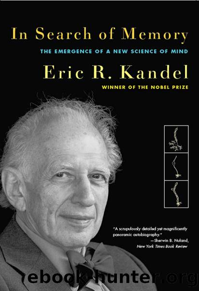 In Search of Memory by Eric R. Kandel