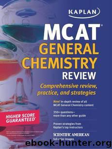 Kaplan MCAT General Chemistry Review by Kaplan