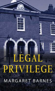 Legal Privilege by Margaret Barnes