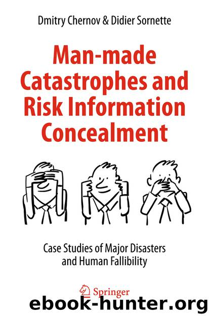 Man-made Catastrophes and Risk Information Concealment by Dmitry Chernov & Didier Sornette