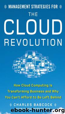 Management Strategies for the Cloud Revolution: How Cloud Computing Is Transforming Business and Why You Can't Afford to Be Left Behind by Charles Babcock