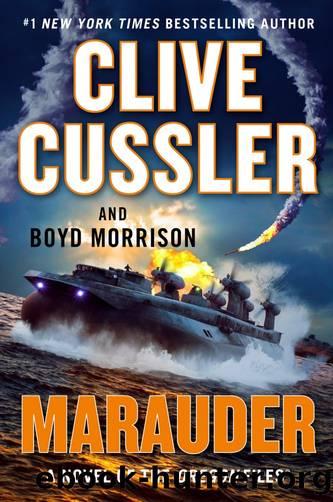 Marauder by Clive Cussler & Boyd Morrison