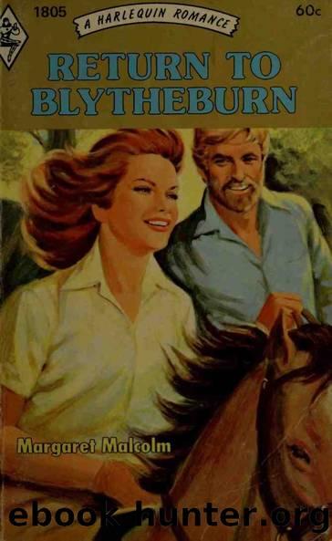 Margaret Malcolm by Return to Blytheburn