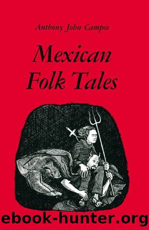 Mexican Folk Tales by Anthony John Campos