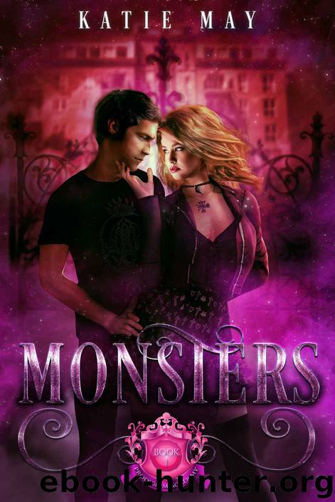 Monsters by Katie May