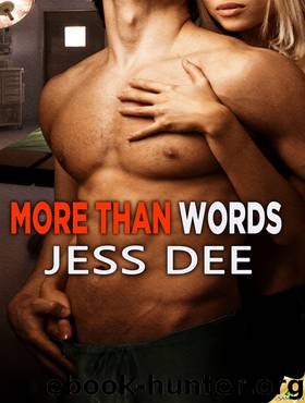 More Than Words: More Than, Book 3 by Jess Dee