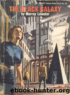 Murray Leinster by The Black Galaxy