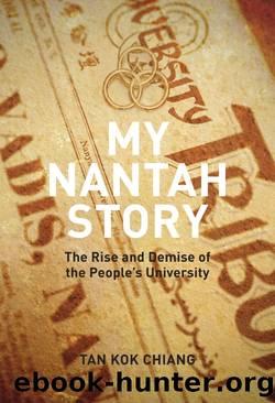 My Nantah Story by Kok Chiang Tan