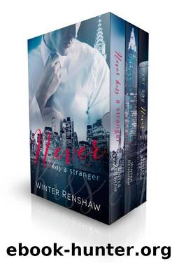 Never Say Never - The Complete Series by Renshaw Winter