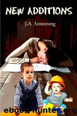 New Additions by J.A. Armstrong