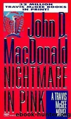 Nightmare In Pink by John D MacDonald