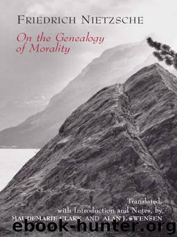 On the Genealogy of Morality (Hackett Classics) by Friedrich Nietzsche