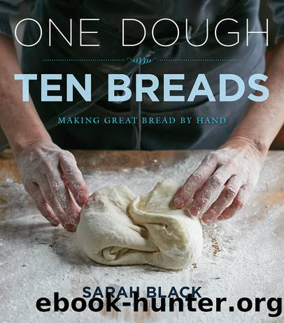 One Dough, Ten Breads : Making Great Bread by Hand (9780544579330) by Black Sarah; Scherber Amy (FRW)