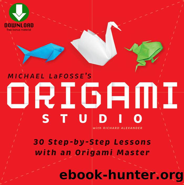 Origami Studio by Michael G. Lafosse & Richard L. Alexander