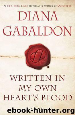 Outlander [08] Written in My Own Heart's Blood by Diana Gabaldon
