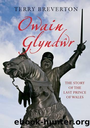 Owain Glundwr by Breverton Terry