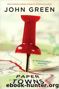 Paper Towns by Green John