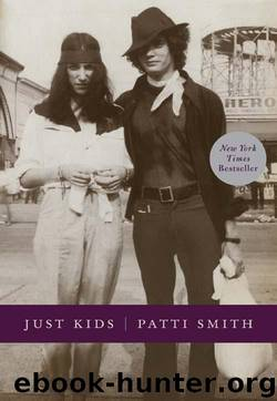 Patti Smith by Just Kids