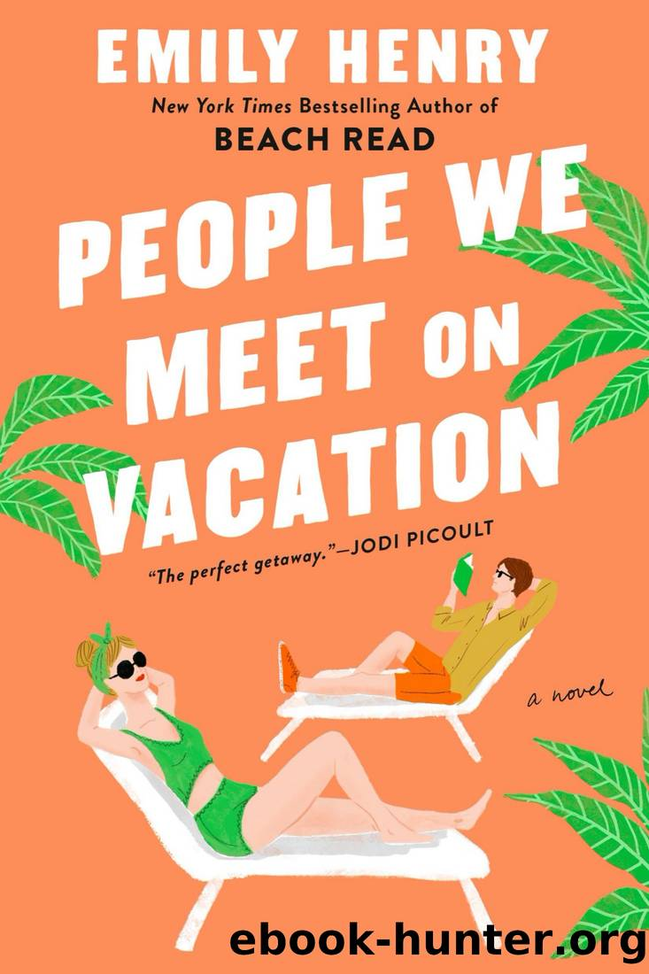 People We Meet on Vacation by Emily Henry