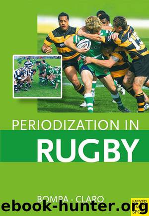 Periodization in Rugby by Tudor Bompa & Frederick Claro