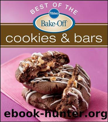 Pillsbury Best of the Bake-Off Cookies and Bars (Pillsbury Cooking) by Pillsbury Editors
