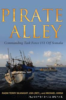 Pirate Alley by Terry McKnight