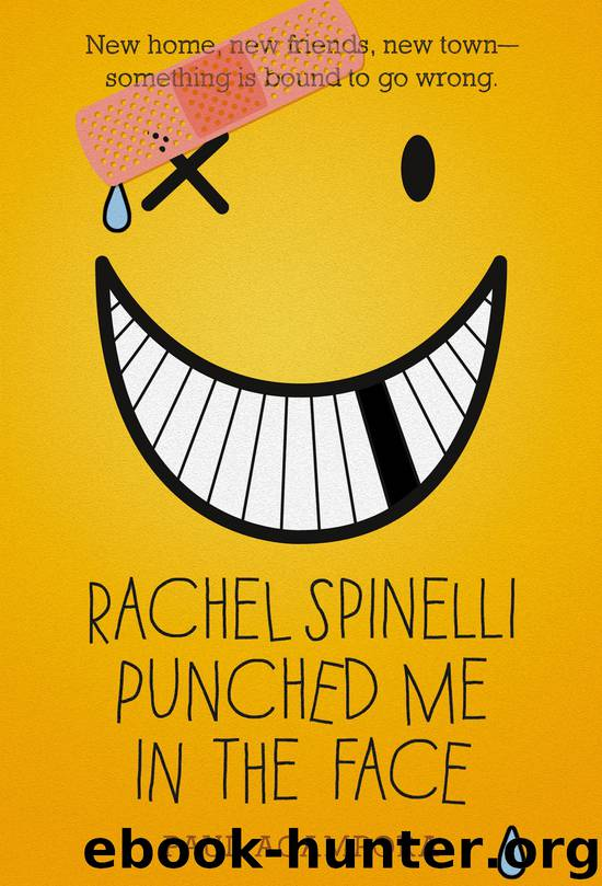 Rachel Spinelli Punched Me in the Face by Paul Acampora