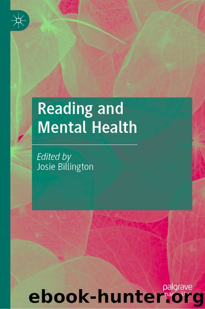 Reading and Mental Health by Unknown