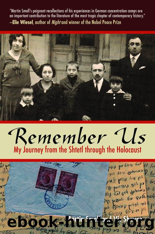 Remember Us by Martin Small