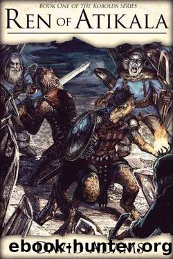 Ren of Atikala (Kobolds Book 1) by David Adams