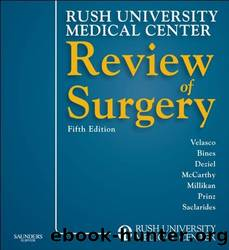 Rush University Medical Center Review of Surgery by Jose M. Velasco