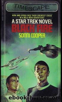 ST TOS - 008 - Black Fire by Sonni Cooper