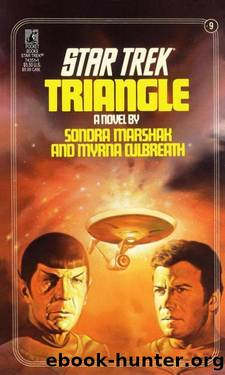ST TOS - 009 - Triangle by Sondra Marshak & Myrna Culbreath