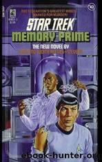 ST TOS - 046 - Memory Prime by Gar & Judith Reeves-stevens
