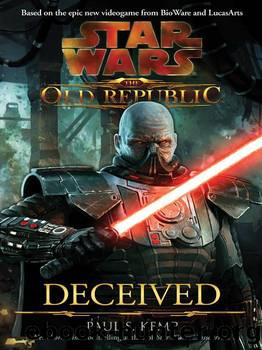 SW0102 Old Republic 02 Deceived (v5) by Paul S Kemp