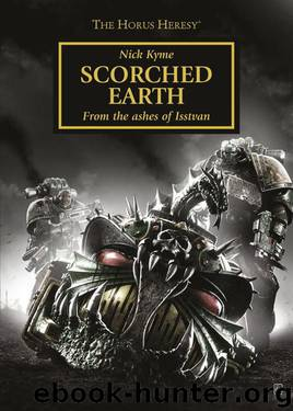 Scorched Earth by Nick Kyme