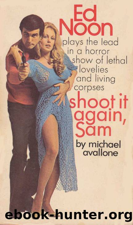 Shoot It Again, Sam by Michael Avallone