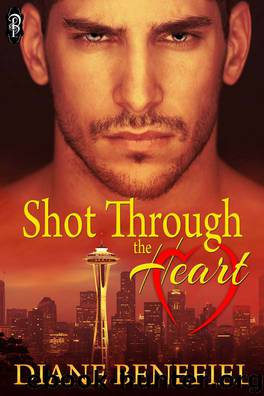 Shot Through the Heart by Diane Benefiel