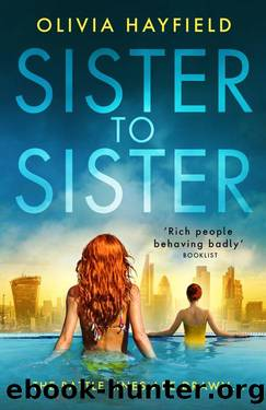 Sister to Sister: the perfect addictive read for 2021 by Olivia Hayfield