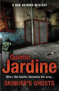 Skinner's Ghosts by Jardine Quintin