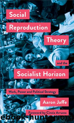 Social Reproduction Theory and the Socialist Horizon by Jaffe Aaron;