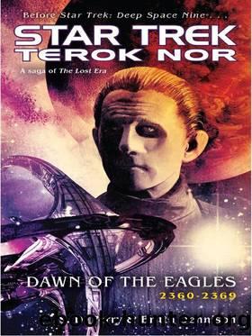 Star Trek: Dawn of the Eagles by S. D. Perry & Britta Dennison & Gene Rodenberry