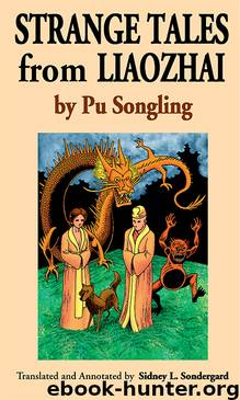 Strange Tales from Liaozhai--Volume 1 by Pu SongLing
