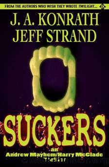 Suckers by Jack Kilborn